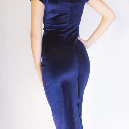 Vestido elise azul